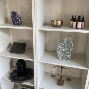 Krystal interior, Koshi vindklokker & Drømmefangere